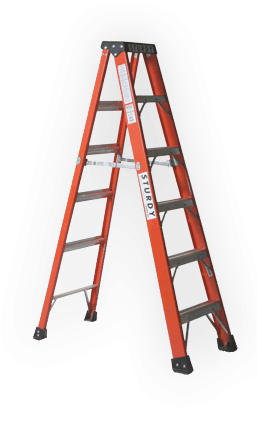 Sturdy Ladder F886 Series